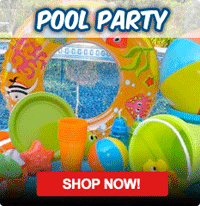 Cool Glow: 40% Off Pool Party