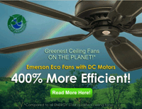 Hansen Wholesale: Greenest Ceiling Fans On The Planet