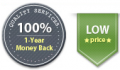 ComboInk: 1-Year Money Back + Low Price Guarantee
