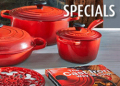 Le Creuset: 30% Off Specials Offers And Free Shipping Exclusives