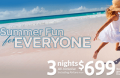 Apple Vacations: Summer Fun For Everyone! 3 Nights All-Inclusive Including Airfare From $699