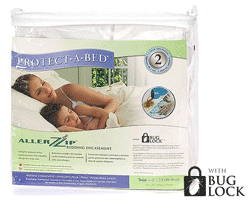 AllerZip Bedding Encasement Starting at $95.99