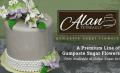 Global Sugar Art: Gumpaste Sugar Flowers By Chef Alan Tetreault