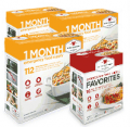 Wise Food Storage: 12% Off 3 Mouth Marie Line At $339