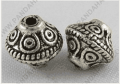 Panda Hall: $11.31 On Bicone Antique Silver Tibetan Style Bead Spacers