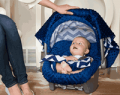 Carseat Canopy: Embroidery Available Only $6.95