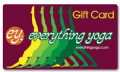 Everything Yoga: Everything Yoga Gift Cards