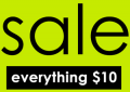 ModaXpress: $10 Sale