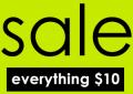 ModaXpress: $10 Sale