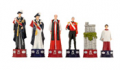 The Regency Chess: Up To 83% Off Themed Chess Pieces