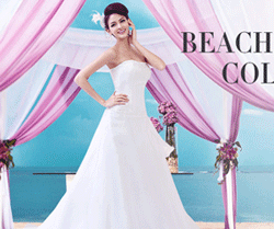 Beach wedding Collections