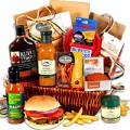 Gourmet Gift Baskets: Grilling & Barbecue Gift Baskets