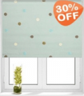 Order Blinds: 30% Off Blackout Roller Blind