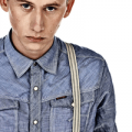 G-Star RAW: Shop Men's DENIM SHIRTS