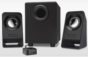 Logitech: Logitech Multimedia Speakers Z213