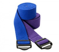 YogaAccessories: Buy 1 Get 1 Free – 6' Cinch Buckle Cotton Yoga Strap