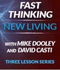 Hay House: Fast Thinking...New Living: Simple Techniques That Can Transform Your Life