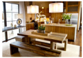 All Modern: 50% OFF Rustic-Modern Dining