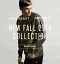 Hypebeast: Shop New Fall 2014 Collection