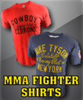 MMA Overload: Shop For MMA Mens Shirts