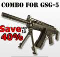 Combat Optical: Up To 40% Off Combo For GSG-5