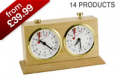 The Regency Chess: Up To 40% Off Selected Chess Cases & Clocks