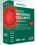 Kaspersky: $20 Off On Internet Security - Multi-Device 2015