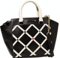 Betsey Johnson: POKER FACE SATCHEL