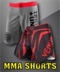 MMA Overload: Shop For MMA Shorts