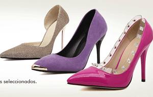 Milanoo: 40% De Réduction Nouvelles Chaussures à Talon Haut