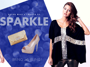 Milanoo: Never Miss A Chance To SPARKLE