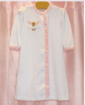 Babyz And Kidz: Antonella Kids 100% Supima Cotton Newborn Sleeper Gown