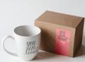 "Pink Olive Boutique: ""you Are Loved"" Mug"