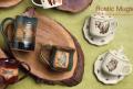 Stash Tea: Rustic Mugs