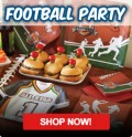 Cool Glow: Shop For Football Party Supplies