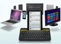 Logitech: Bluetooth Multi-Device Keyboard K480 $49.99
