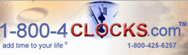 Click to Open 18004Clocks Store