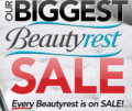 Sleepys: Biggest Beautyrest Sale