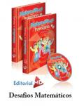 Editorial Maestro Digital: Desafios Matemáticos Primaria