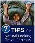 Eyevoyage: 7 Tips For Natural Looking Travel Portraits