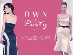 Milanoo: Own The Party