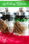 Pintsized Treasures: ChocoMint Cookie Mix In A Jar