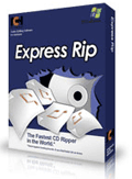 NCH Software: Express Rip CD Ripper Software