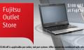 Fujitsu: $100 Off And Free Shipping At Fujitsu Outlet Store!