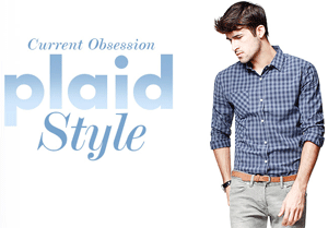 Milanoo: Current Obsession Plaid Style