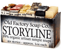 EcoMothering: Storyline Organic Soap, $15