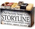 EcoMothering: Storyline Organic Soap, $15