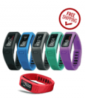 Heart Rate Monitors: Garmin Vivofit Activity & Sleep Fitness Tracker Only $79.99