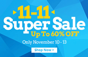 MiniInTheBox: 60% Off Super Sale