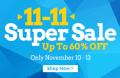 MiniInTheBox: 60% Off Super Sale